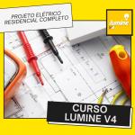 Curso Lumine V4 – Projeto Elétrico Residencial