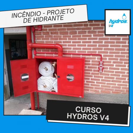 Curso Hydros Incêndio – Projeto de Hidrante
