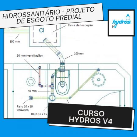 Curso Hydros Hidrossanitário – Projeto de Esgoto Predial