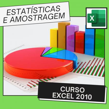 Curso Excel para Engenharia – Estatística e Amostragem