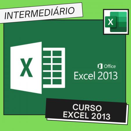 Curso Excel 2013 para Engenharia – Intermediário