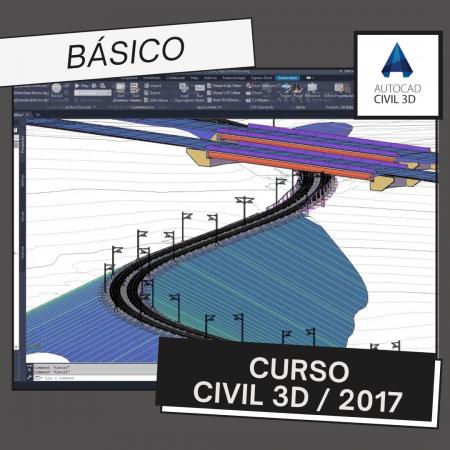 Curso Autocad Civil 3D 2017 – Básico
