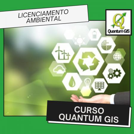 Curso Quantum Gis – Análise Espacial para Licenciamento Ambiental