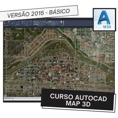 Curso Autocad Map 3D 2015 – Básico