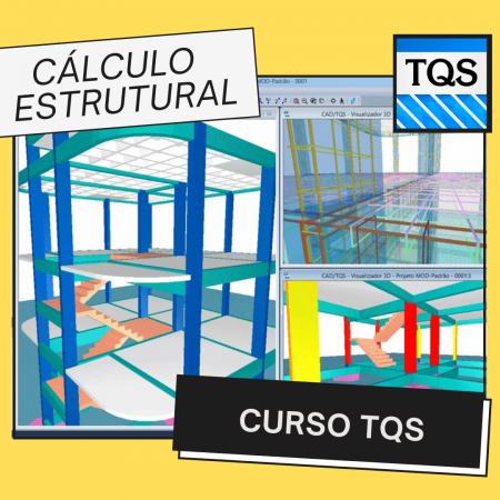 Curso TQS Avançado – Cálculo Estrutural